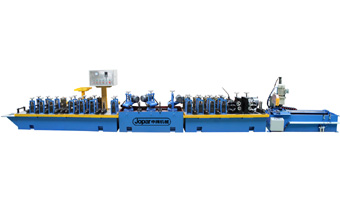 Universal pipe production line